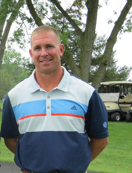 Brian Heydinger had to deal with major flooding less than two months into a new job.