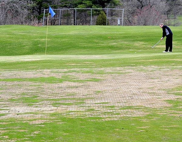 Nearly a dozen courses in the Myrtle Beach area have closed or soon will to repair Bermudagrass greens, and the list might grow even longer.