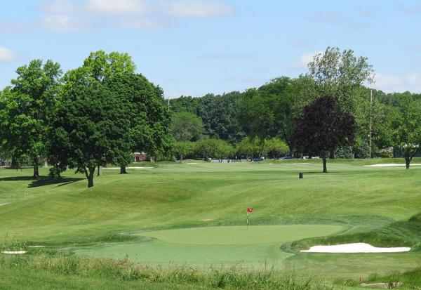 Green's objective was for members at Inverness to feel as if they were playing the course the way it appeared when Ted Ray won the U.S. Open there in 1920.